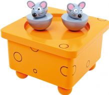 Musical Box Dancing Mice